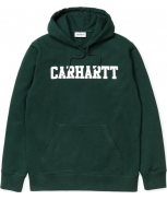 Carhartt sweat c/ gorrauz college