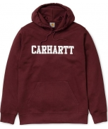 Carhartt sweat c/capuz college