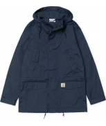 Carhartt overcoat c/ capuz battle