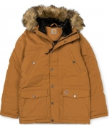 Carhartt overcoat trapper