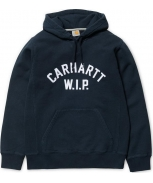 Carhartt sweat c/ capuz hooded uss script