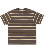 Carhartt camiseta hill stripe