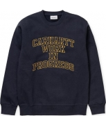 Carhartt sweat wip division embroidery