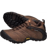 Merrell tênis chameleon ii leather