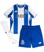 New balance official mini kit f.c.porto home 2017/2018 jr