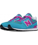 New balance sports shoes kl574 inf