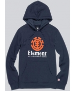 Element sweat c/ gorrauz vertical