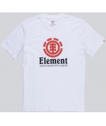 Element camiseta vertical boy