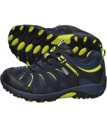 Merrell sports shoes chameleon low lace wtrpf