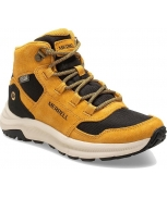 Merrell boot ontario mid waterproof jr