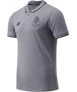 New balance polo shirt shirt official f.c.porto 2020/2021