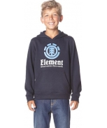 Element sweat c/ capuz vertical jr
