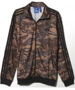 Adidas casaco slim firebird