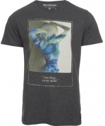 Billabong t-shirt one thing in my mind