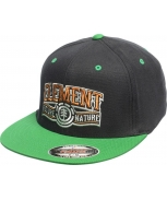 Element cap label
