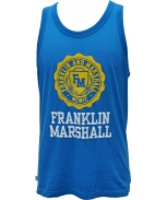 Franklin & marshall camiseta alças