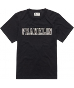Franklin & marshall camiseta print basic wash