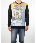 Boombap fridge-g classic sweatshirt men