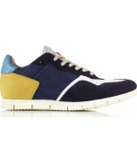 Nobrand hardwell 2 navy yellow