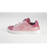 Sports shoes laca fuxia