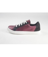 Sports shoes medusa bordo