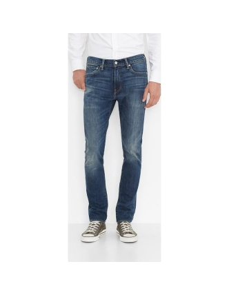Levis calça 510 skinny fit blue canyon