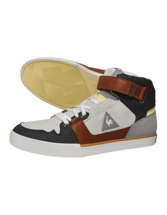 Le coq sportif sports shoes feston mid coated
