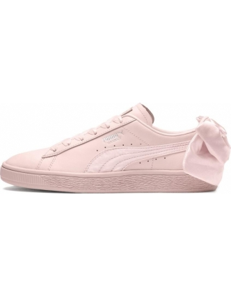 Puma sports shoes basket bow w