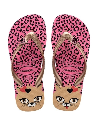 Havaianas chinelo fun shocking kids
