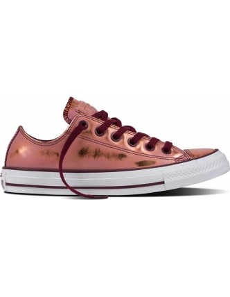 Converse tênis chuck taylor all star brush off leather ox