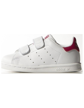 Adidas sapatilha stan smith cf inf