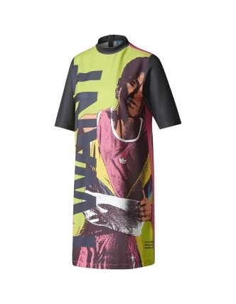 Adidas vestido collective memories w