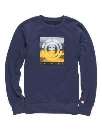 Element sweat rolling boy