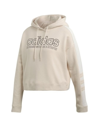 Adidas sweat c/ capuz hd w