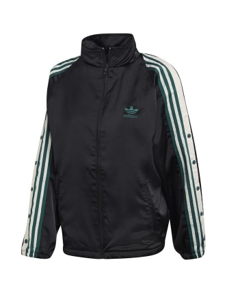 Adidas overcoat adibreak track top satin w
