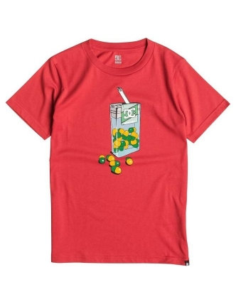 Dc t-shirt shred mint kids