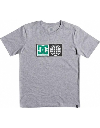 Dc camiseta global salute jr
