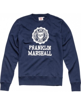 Franklin & marshall sweatshirt light print