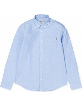 Carhartt camiseta button down pocket