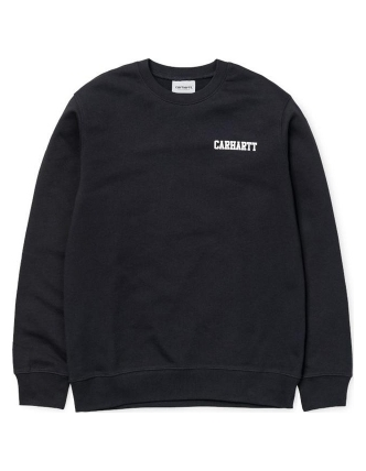 Carhartt sweat college script