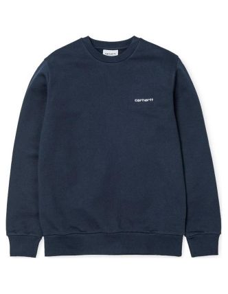 Carhartt sweat script embroidery