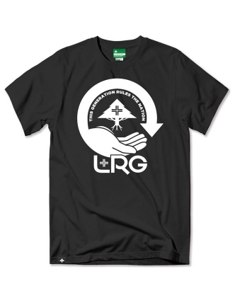 Lrg t-shirt nation generation