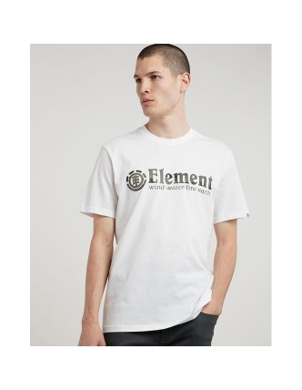 Element t-shirt bark horizontal