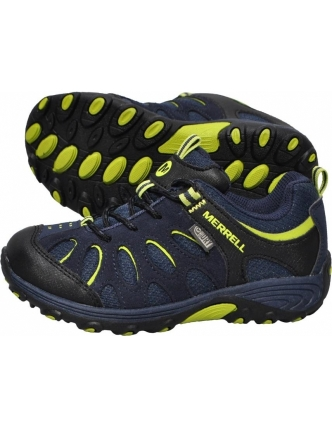 Merrell sapatilha chameleon low lace wtrpf