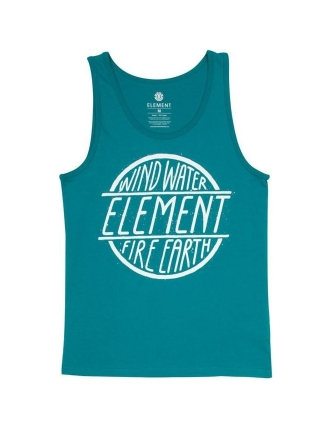 Element t-shirt alças hunter