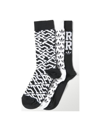 Adidas socks pack 3 graphic str