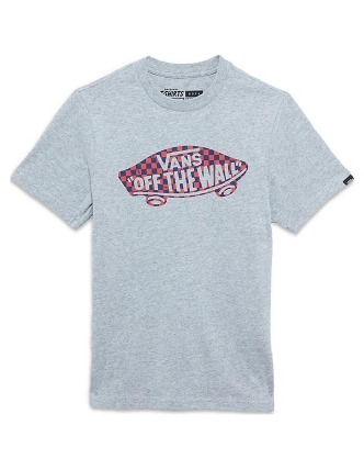 Vans camiseta otw checker fill boys ii
