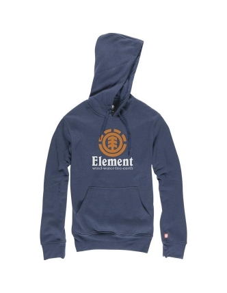 Element sweat c/ gorrauz vertical boy
