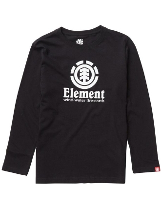 Element long sleeve vertical ls boy
