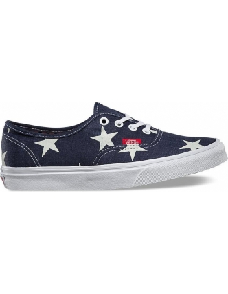 Vans tênis authentic stars & stripes